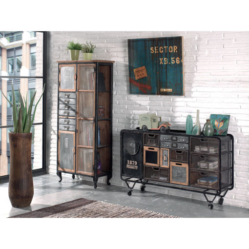 Commode et armoire HAROLD