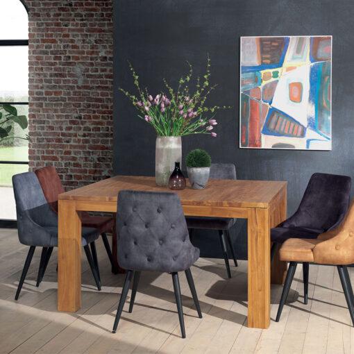 Table carrée BORTACA 140